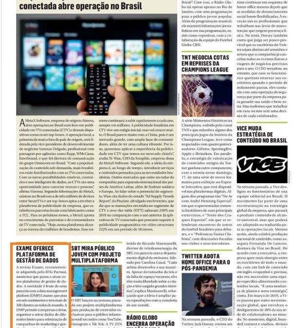 Revista Exame fecha contrato com Lotame para atuar como DMP em nova fase