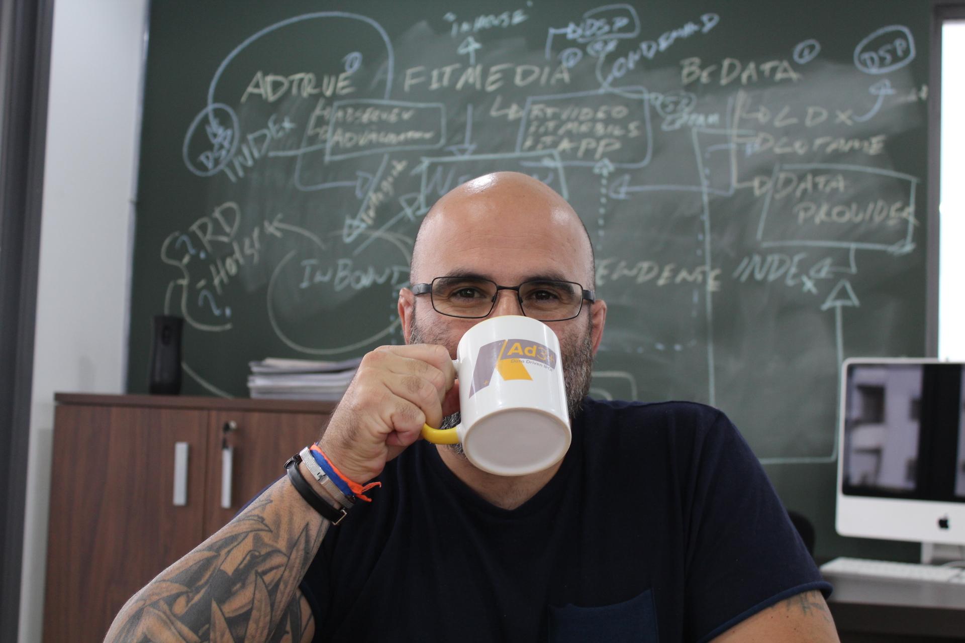 Bruno Pompeu - CEO